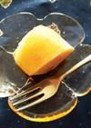 熟れすぎ柿のシャーベット