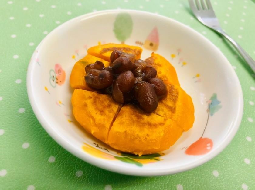 かぼちゃ団子D e冬至