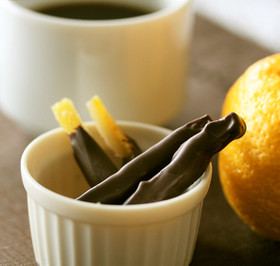 柚子チョコレート