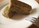 大麦若葉の豆腐パウンド✿