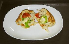 炊飯器とオーブントースターでパン−2