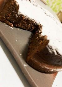 簡単超濃厚!チョコレートケーキ!