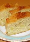 すりおろし林檎のパウンドケーキ