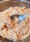 「鶏豆腐ミンチ」は、はさみ揚げで大活躍