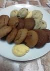 オーブントースターで焼くクッキー