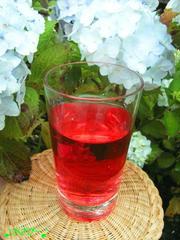 トシチンママの赤しそジュース♪の写真