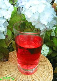 トシチンママの赤しそジュース♪