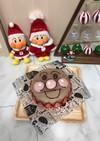 簡単!アンパンマンケーキ クリスマス