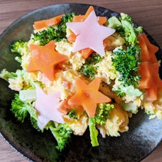 さつま芋のデリ風サラダ