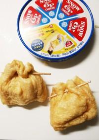 お鍋やおでんの具に☆あげ6Pチーズ