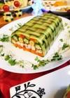 野菜のゼリー寄せ☆クリスマス☆パーティー