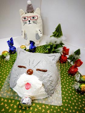 クスグルジャパンのペコスケーキ