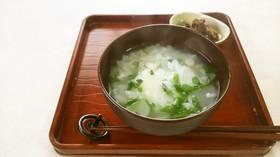 【野菜ソムリエ】ご飯から作る簡単七草粥