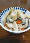 炊飯器で!中華風牡蠣おこわ