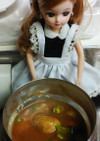 リカちゃん♡スープジャー シチュー風ꕤ
