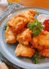 簡単♪ふわふわお豆腐チキンナゲット