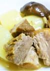 塩豚バラ肉と大根の八角煮