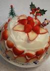 2019/12/25クリスマスケーキ