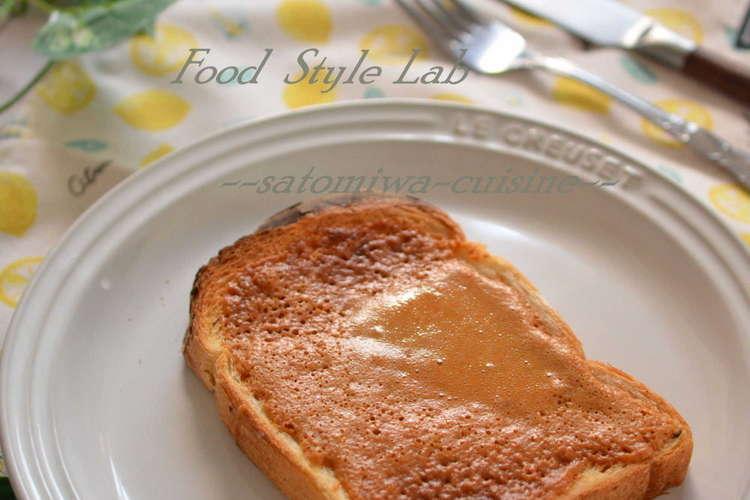 揚げ パン 風 トースト