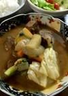エゾ鹿のスープカレー