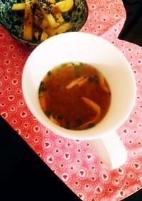 2分で簡単美味しいお味噌汁