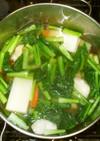 お雑煮♪簡単しょうゆ味お正月料理