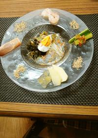 ヨウサマの減塩しらたき冷麺