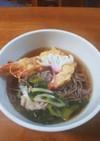 海老の天ぷらは米粉でかりっと!