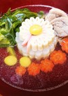 鴨葱スープの白だしで簡単♪餅無しお雑煮☆
