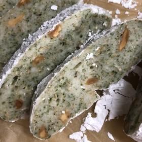 ニーダーを使って栃木の豆餅