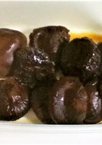 椎茸の甘辛煮(うま煮)
