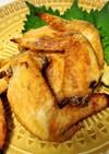 シンプルが一番♪鶏手羽先の塩焼き