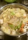 キャベツが「へにゃっ」としない野菜スープ
