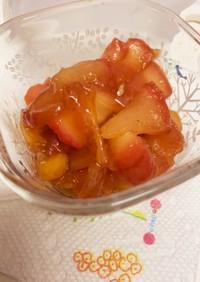 りんごと柚子のジャム