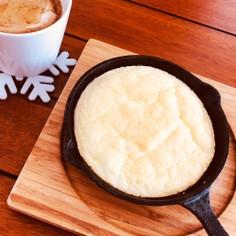 卵白消費 オーブンでふあふあオムレツ