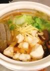 【ダイエット】ポカポカしょうが鍋
