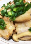簡単☆豚肉としめじの味噌炒め