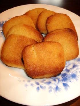 真夜中の危険なクッキー☆トースターで5分
