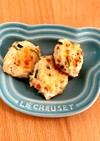 【幼児食】鶏ミンチと豆腐のつくね