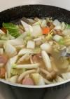 デトックス餅と野菜スープ
