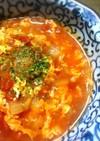 簡単★おいしい♪トマトと卵のスープ