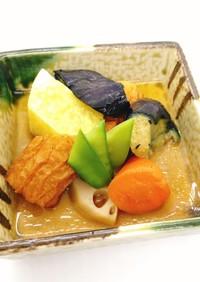 【病院】野菜炊き合わせ【給食】
