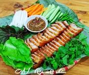 焼豚ラップ〜ベトナム中部クアンナム風〜の写真