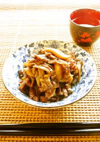☺簡単常備菜♪牛肉ときのこのしぐれ煮☺