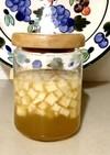 風邪の季節に♪甘くておいしいハチミツ大根