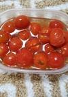 超超簡単!ミニトマトのハニーマリネ