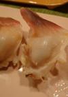 ホッキ貝の握り