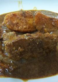 簡単美味・普通の牛タンシチュー