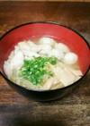 鶏ウイングのスープ