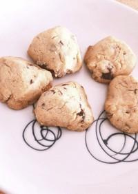 簡単オリーブオイルクッキー!家族4人分。